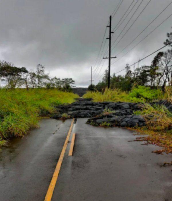Imágenes Dominio De La Naturaleza lava en el camino