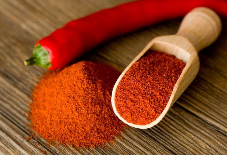 Beneficios Del Pimentón Puede ayudar a prevenir el cáncer