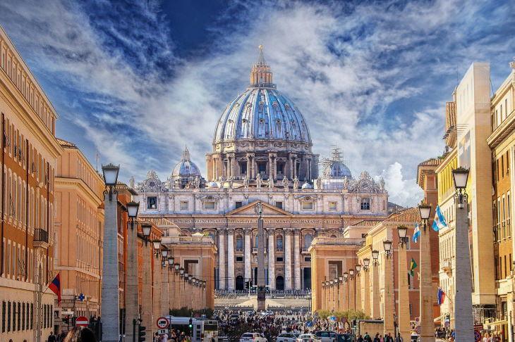 Basílica de San Pedro - Ciudad del Vaticano