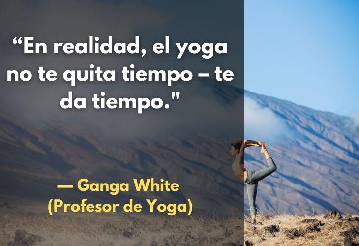 citas de yoga no quita tiempi