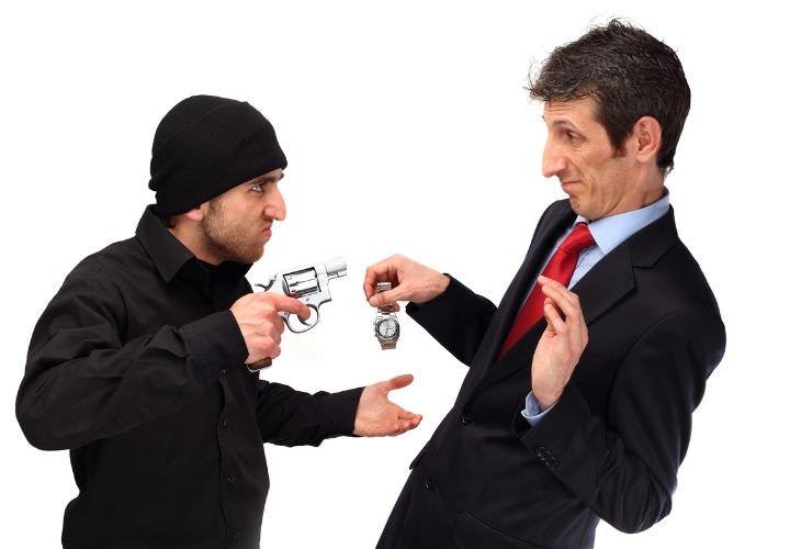 Chiste: Un Ladrón Educado