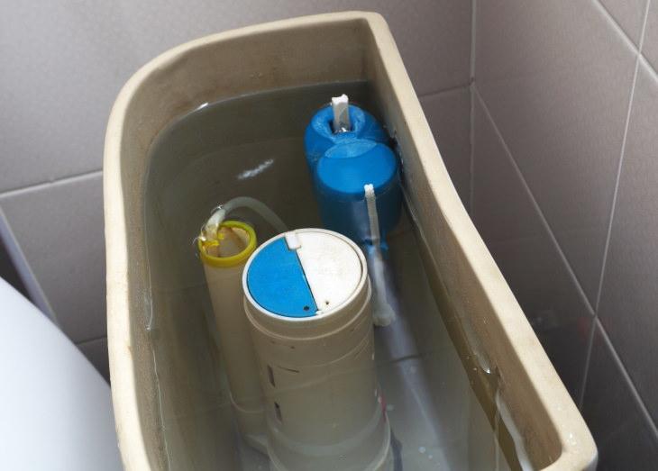 2. Examina el flotador