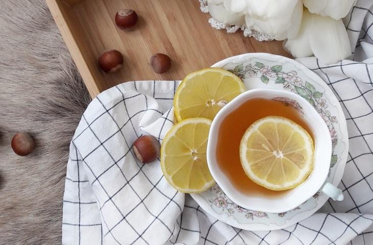 Tés Pueden Ser Dañinos Para Tu Salud Té con sabor a limón