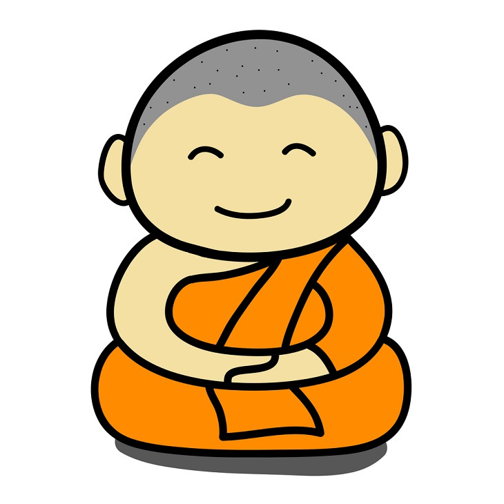 El Rabino, El Sacerdote y El Monje Budista