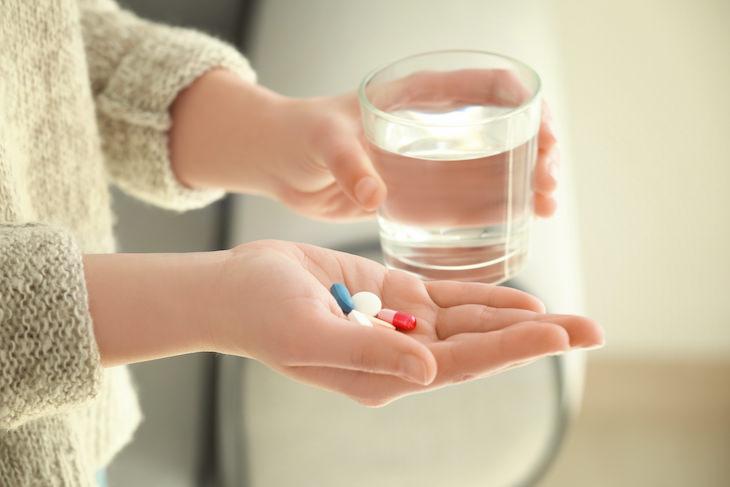 1. Mito: el cuerpo puede volverse resistente a los antibióticos