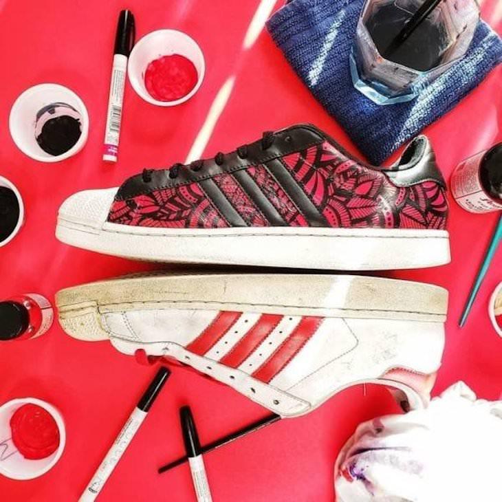 Artículos Viejos Renovados Zapatos Deportivos