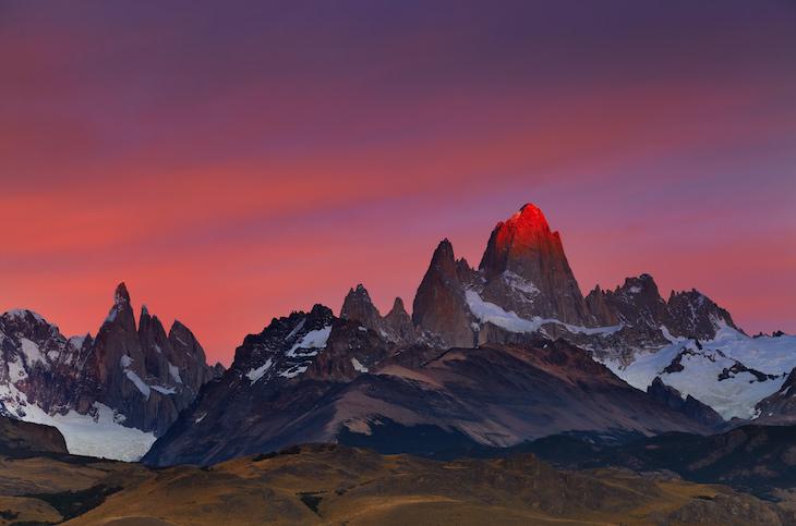 7 Maravillas Naturales Menos Conocidas Monte Fitz Roy