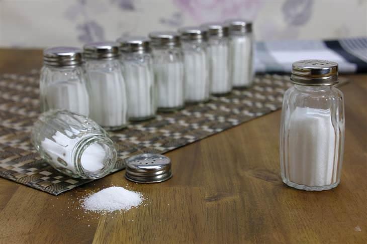 El Consumo Excesivo De Sal También Puede Dañar El Cerebro