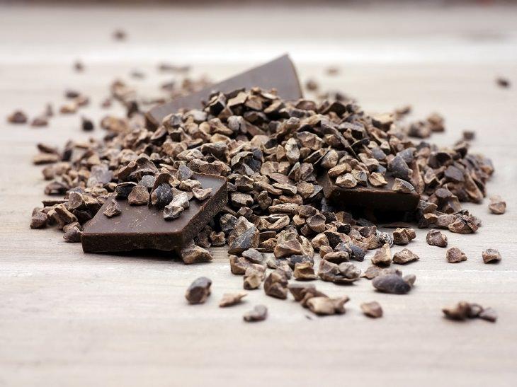 Las Semillas De Cacao Son Una Opción Saludable
