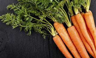 fotos zanahorias