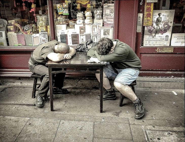 Causas Comunes De Los Dolores De Cabeza Matutinos  No dormiste lo suficiente