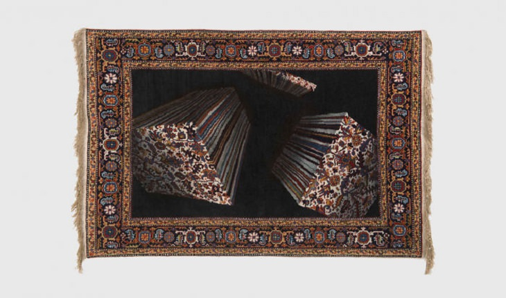 Alfombras De Faig Ahmed alfombra marrón