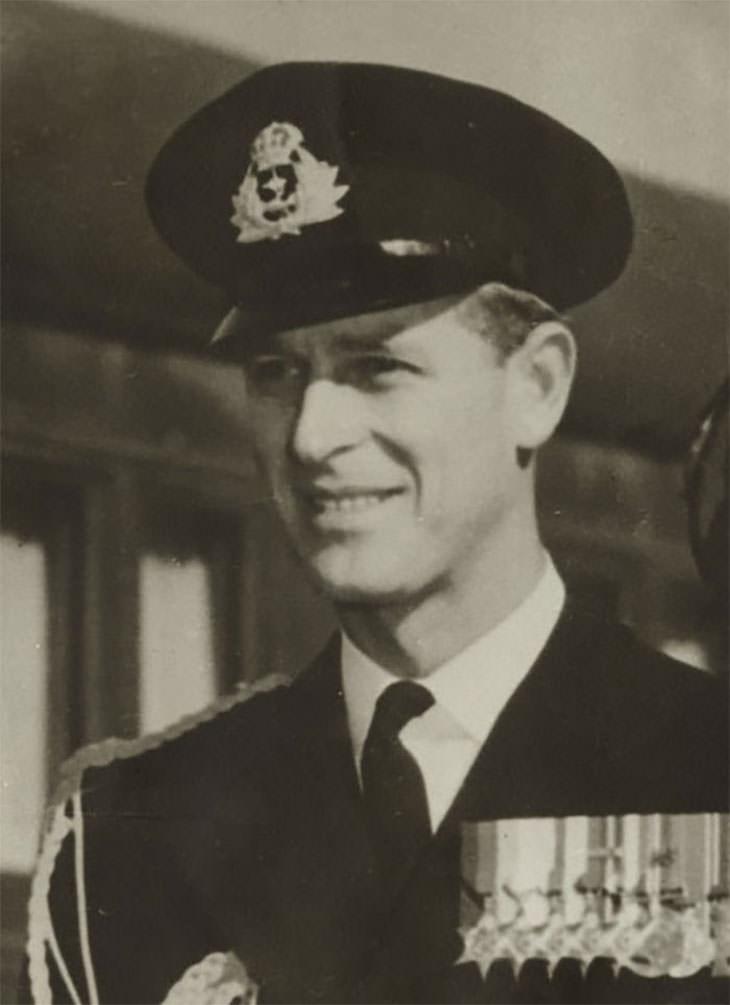 12 Fotos Para Recordar y Honrar La Memoria Del Príncipe Felipe El príncipe Felipe en una gira por Canadá, 1951