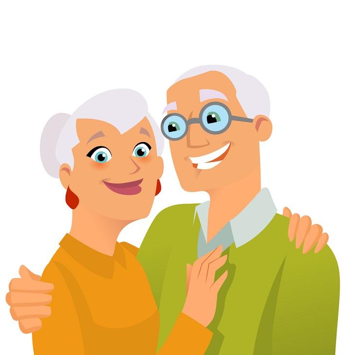 Amor a Los 90 Años De Edad