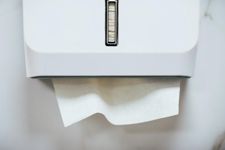 Secadores de manos de aire y virus