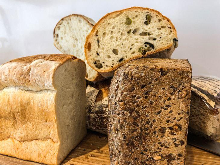 El Pan Puede Ser Bueno Para Perder Peso El pan está lleno de granos saludables