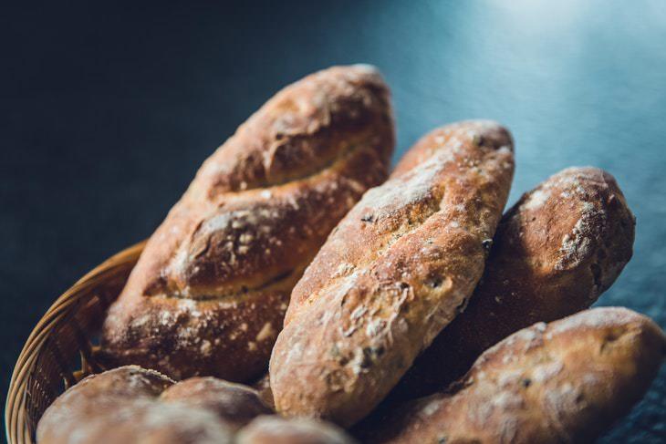 El Pan Puede Ser Bueno Para Perder Peso El pan puede evitar que comas en exceso