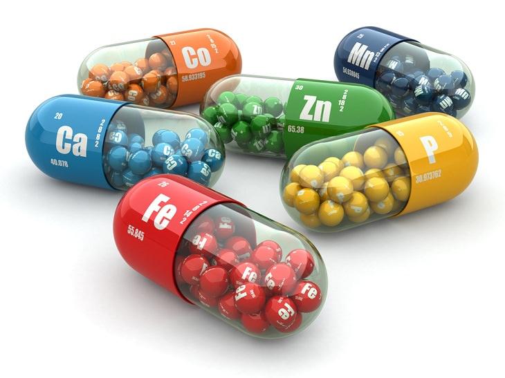 Hábitos Que Pueden Ser Perjudiciales Para La Diabetes Tomar vitaminas y suplementos con regularidad