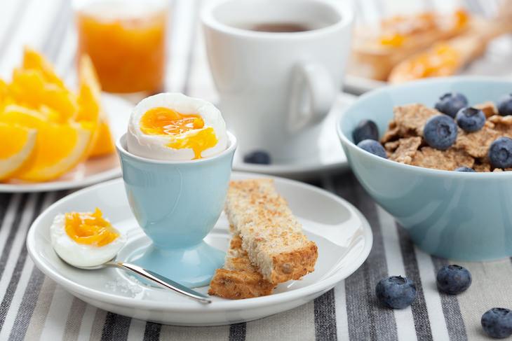 La Importancia De Desayuno Revelada En Un Estudio