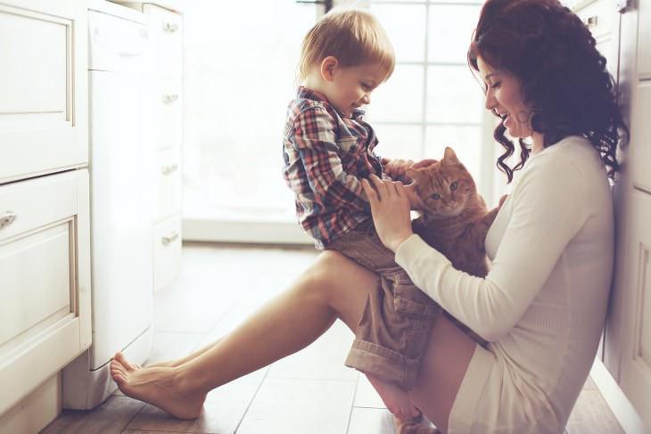 Cómo El Vínculo Con La Madre Puede Afectar El Cerebro De Los Niños