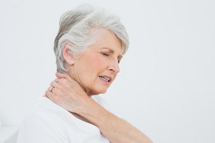 5. Tus músculos de repente se sienten tensos