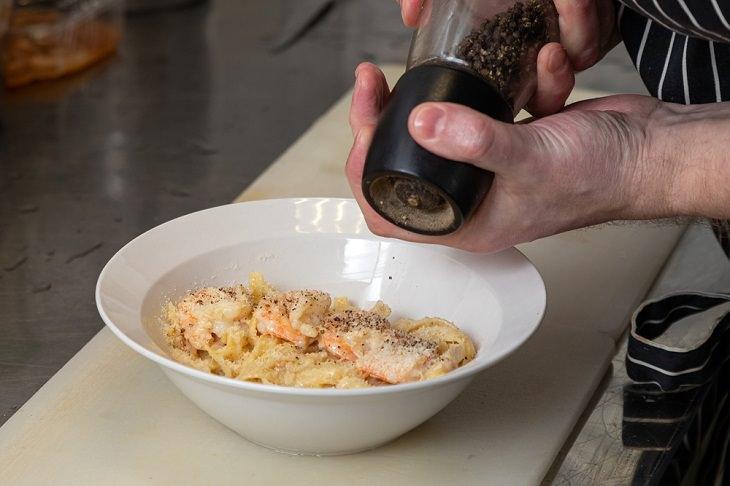 5. Cocina con menos sal