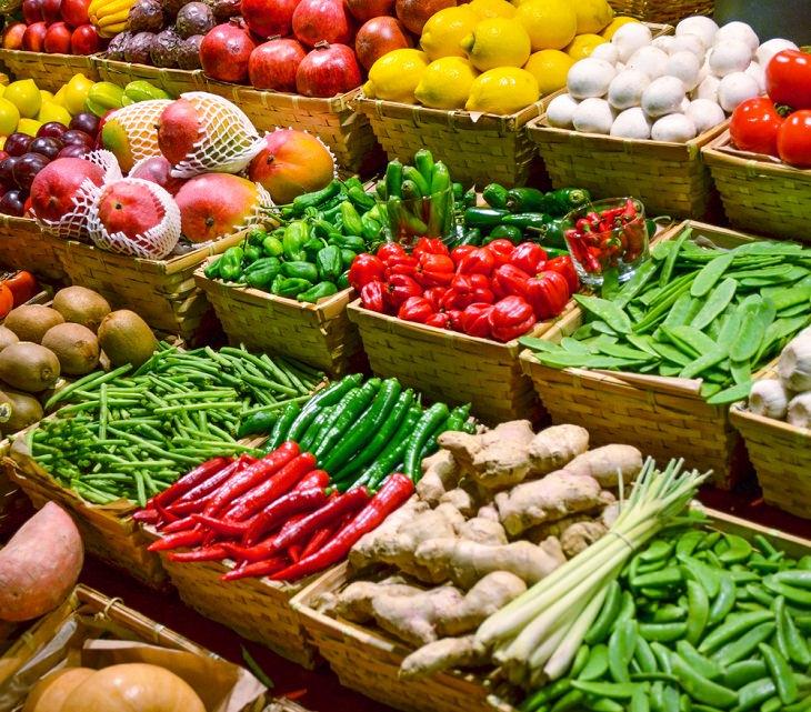 2. Compra alimentos bajos en sodio