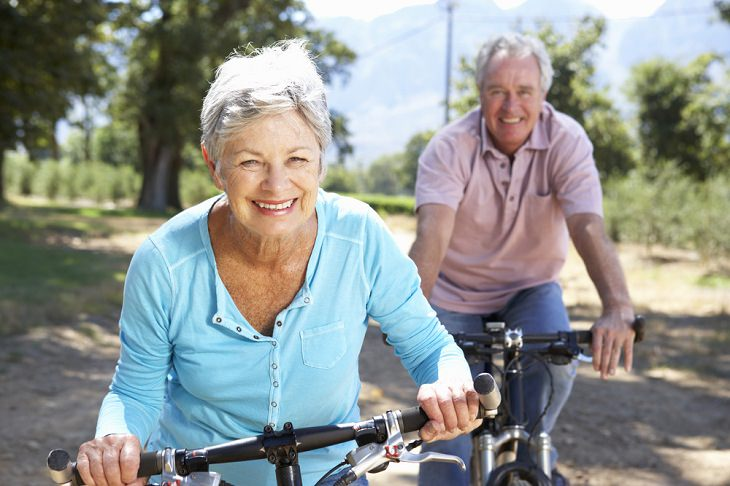 Beneficios Del Ciclismo En La Tercera Edad Es excelente para tu salud mental