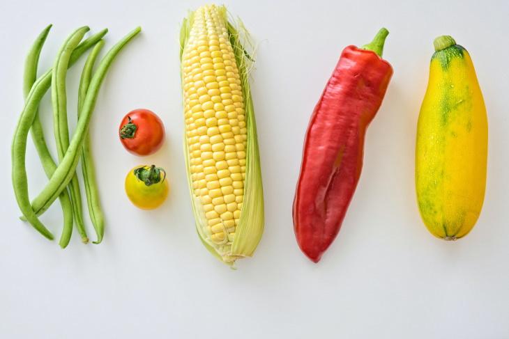 Excessive Fiber veggies