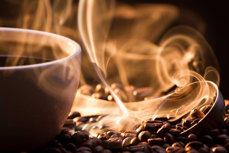 ¿El Café Es Bueno Para Los Riñones? Granos de café