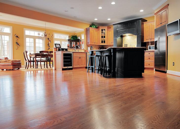 5 Formas En Las Puedes Estar Atrayendo Termitas a Tu Hogar Pisos de madera