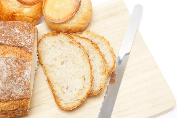 pan para quitar manchas