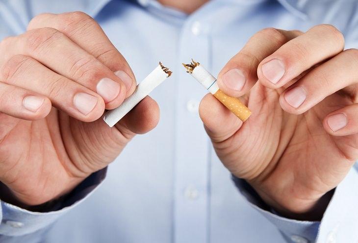 9. Deje de fumar