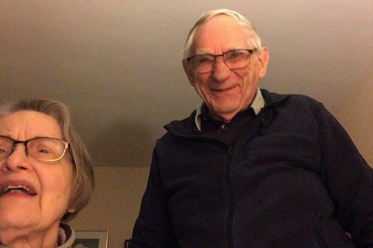 Fotos Que Nos Demuestran Por Qué Los Abuelos Son Fantásticos Abuelos en FaceTime