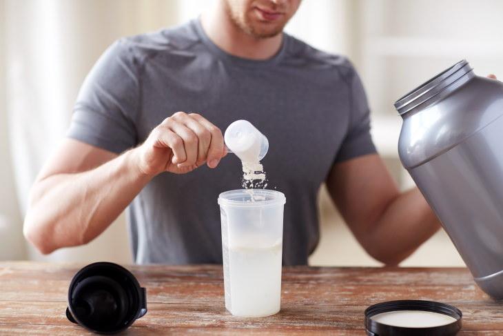 Alimentos Que Causan Acné En Adultos Proteína de suero