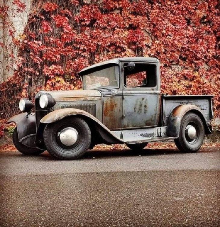 Camionetas Con Diseños Asombrosos Vintage