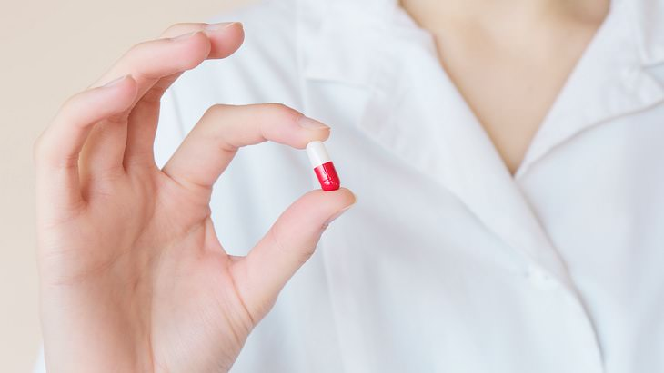 7. Los medicamentos de venta libre para el dolor de cabeza ayudan a las migrañas