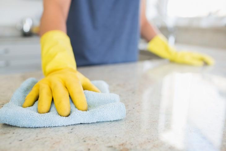 Artículos De Limpieza Que Debes Reemplazar Con Frecuencia  Guantes de limpieza