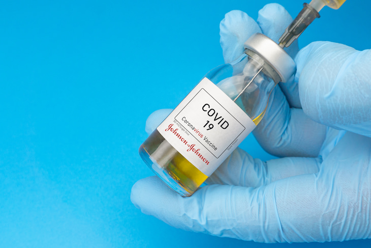 Nuevo Efecto Secundario De La Vacuna Johnson & Johnson Síndrome de Guillain-Barré (SGB)