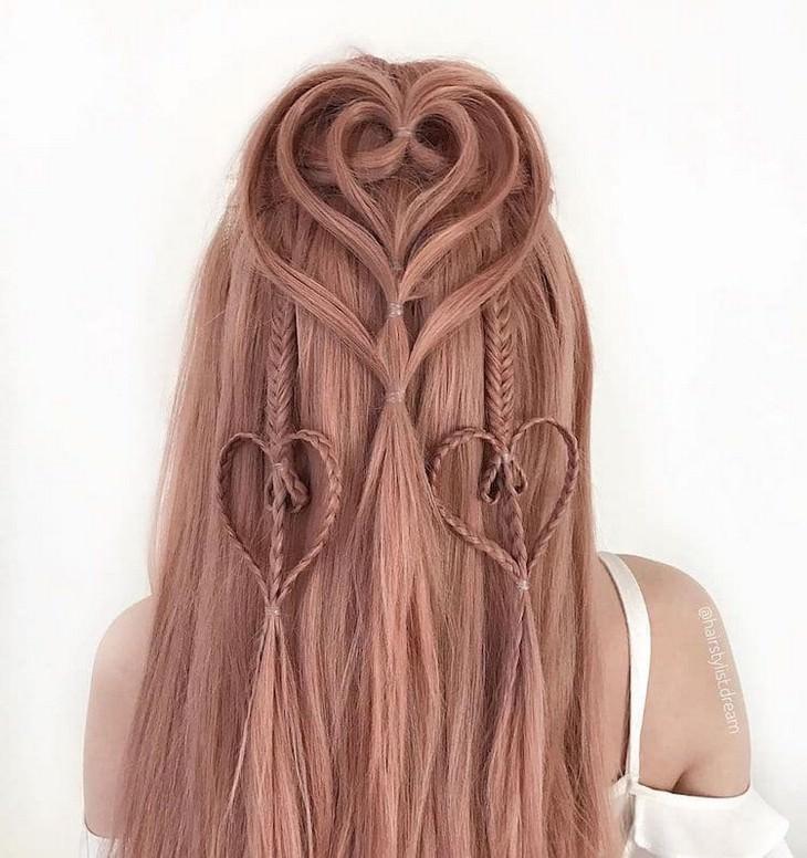 11 Espectaculares Peinados Que No Has Visto Nunca