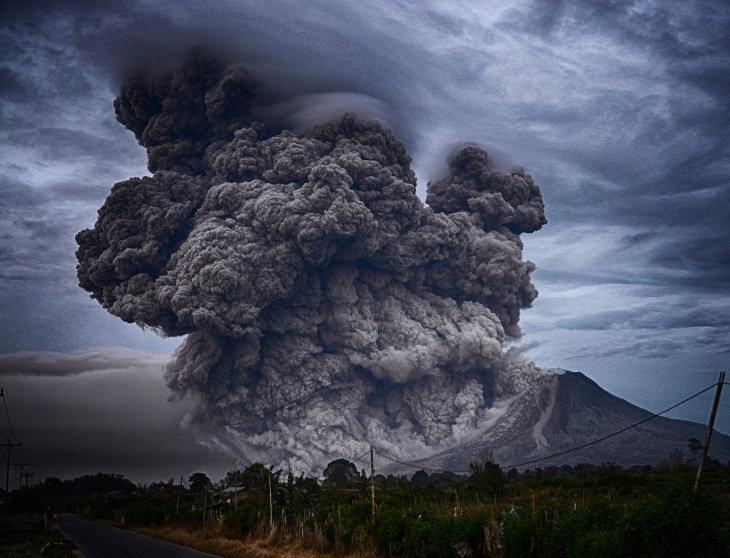 Hechos Espeluznantes Comprobados Hay 40 supervolcanes repartidos por todo el mundo