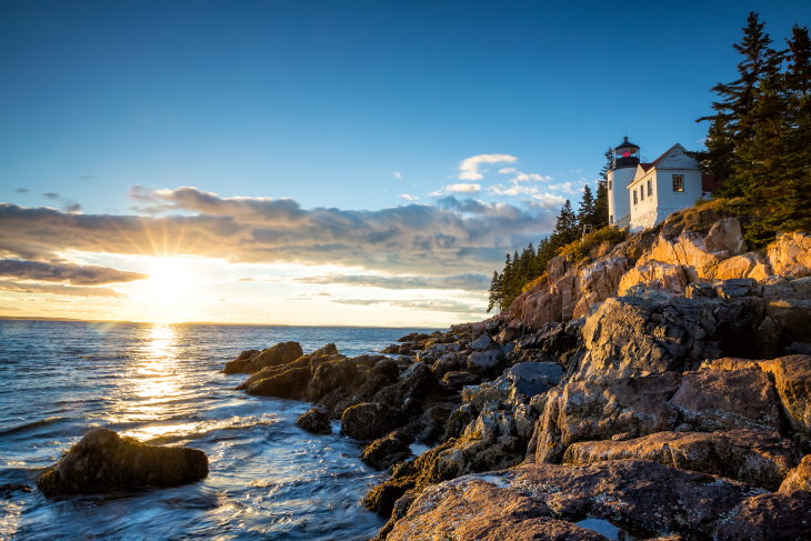 15 Parques Nacionales De Fama Mundial Parque Nacional Acadia, Maine
