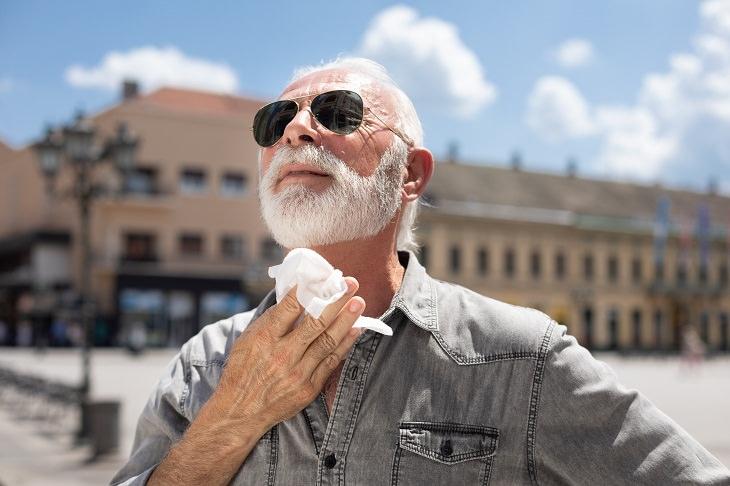9. Usa toallitas húmedas y aerosoles