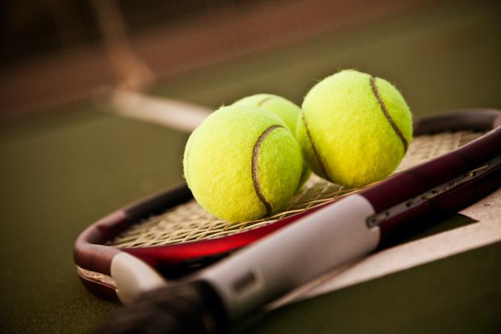 5. ¿Quiere promovers la buena salud del corazón? Prueba los deportes de raqueta