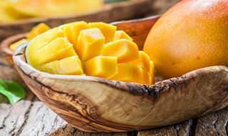 Mango: Recetas y Beneficios