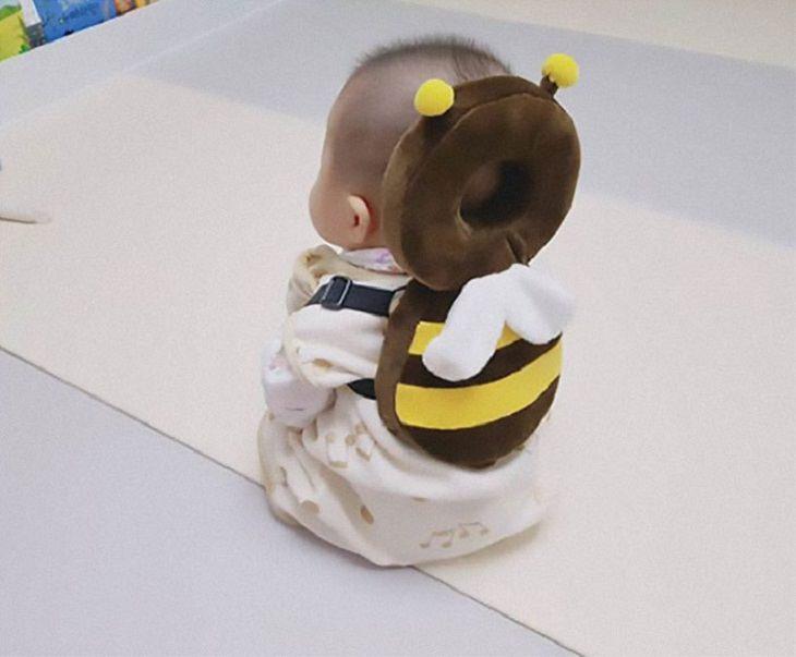 iInnovaciones Especializadas Protector de cabeza de bebé