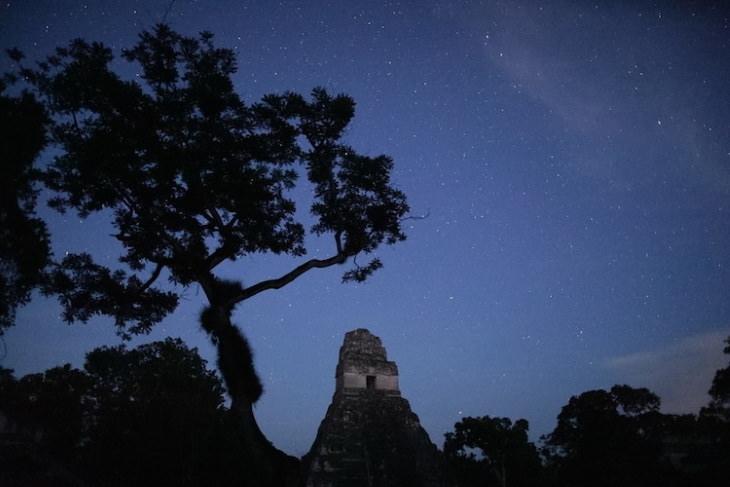 Tecnología De Vanguardia Revela Datos Sobre Los Mayas Parque Nacional Tikal