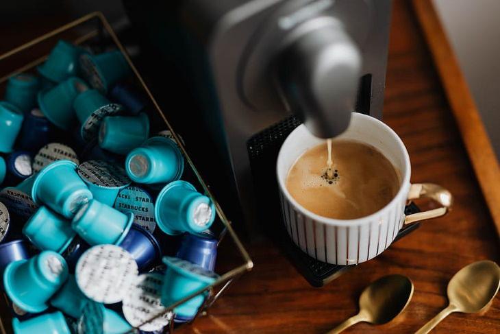 10 Artículos Para El Hogar Que Pueden Dañar Tu Salud Cápsulas de café