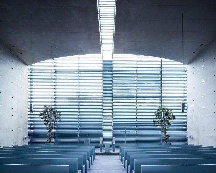 Hermosas Iglesias Del Mundo Alemania Interior azul
