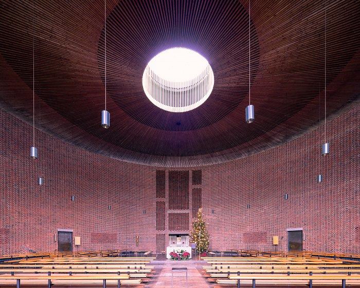 Hermosas Iglesias De Todo El Mundo Alemania Interior rosa